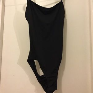 Missguided backless bodysuit
